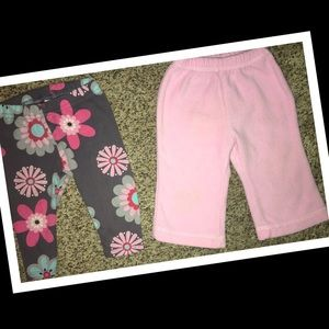 Other - carters baby girl pants🎀3m🎀